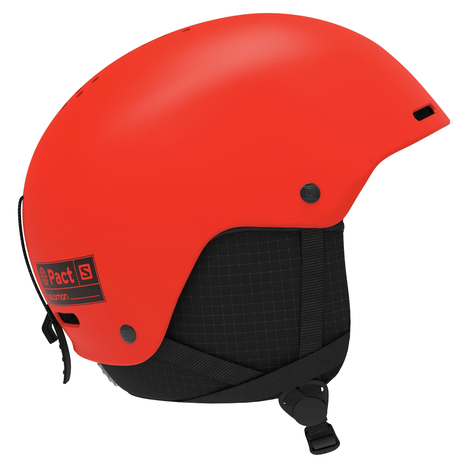 Salomon Pact Helmet Neon Orange 2021