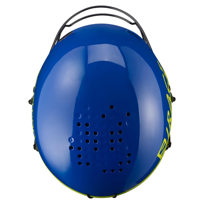 Salomon S Race SL Helmet Blue/Neon Yellow 2021