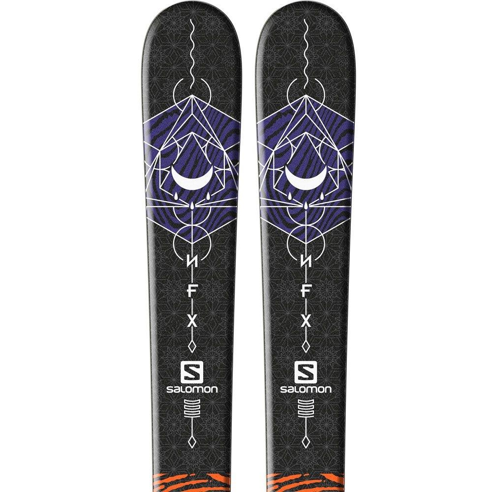 Salomon NFX Junior Skis 2018