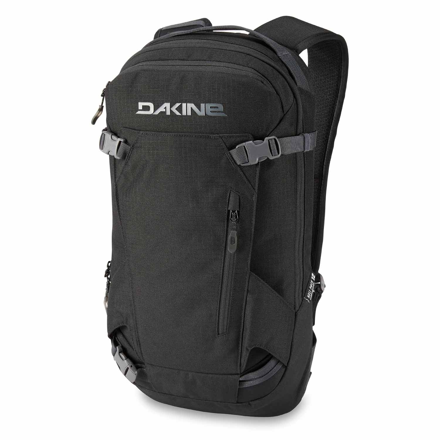 Dakine Heli Pack 12L Black 2021