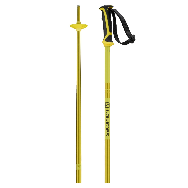 Salomon Arctic Ski Poles Yellow 2021