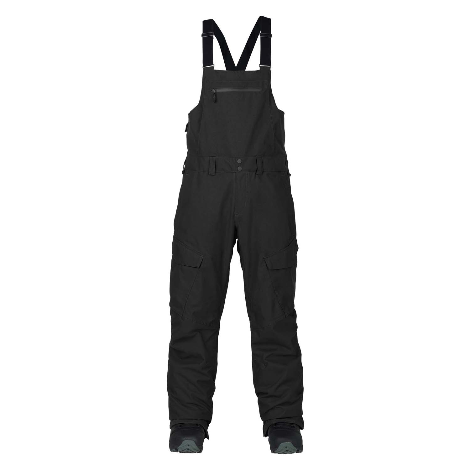 Burton Reserve Bib Pants True Black 2021