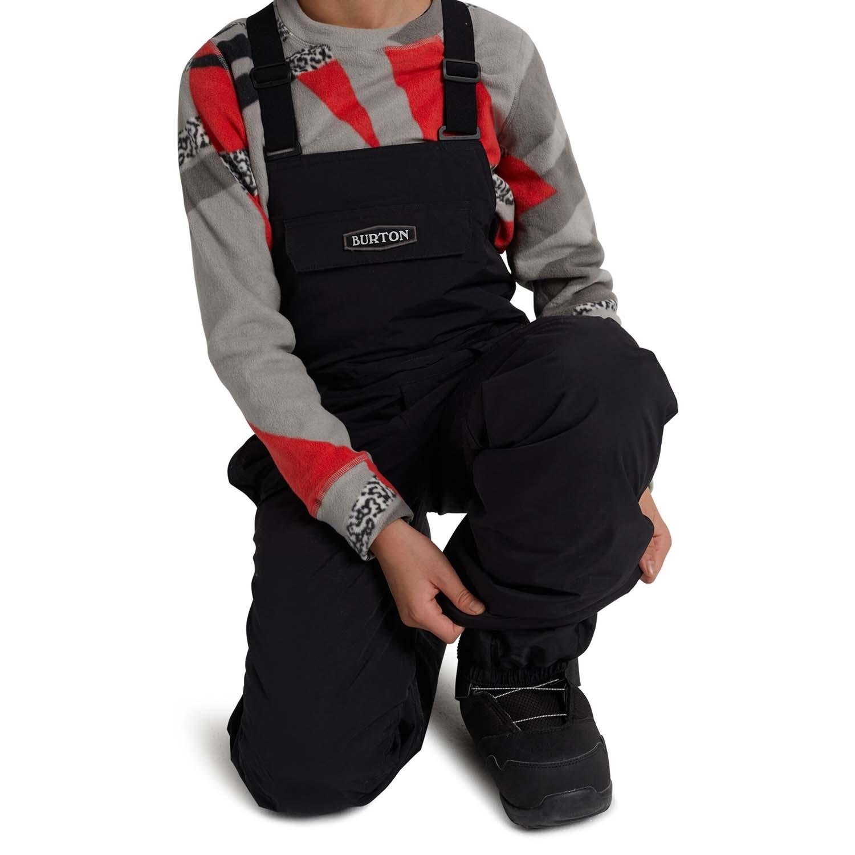 Burton Skylar Bib Pants True Black 2021