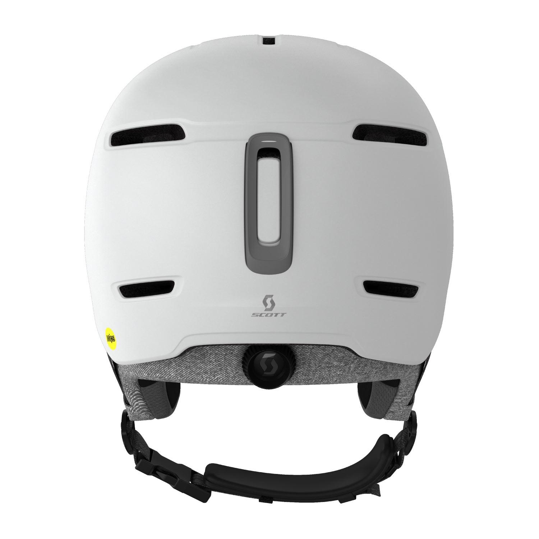 Scott Track Plus Helmet White 2021
