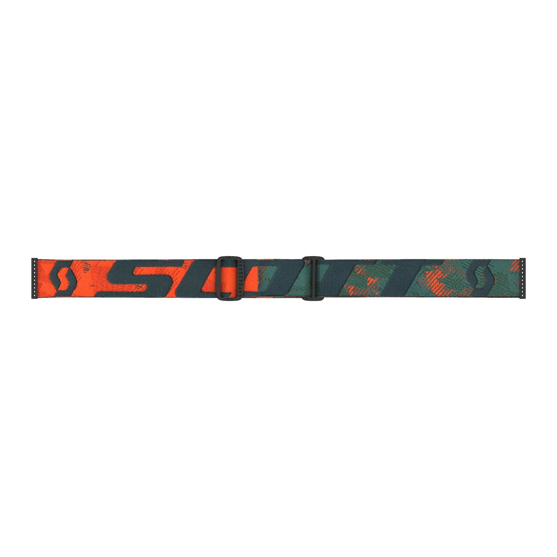 Scott Faze II Goggles LS Sombre Green/Pumpkin Orange 2021