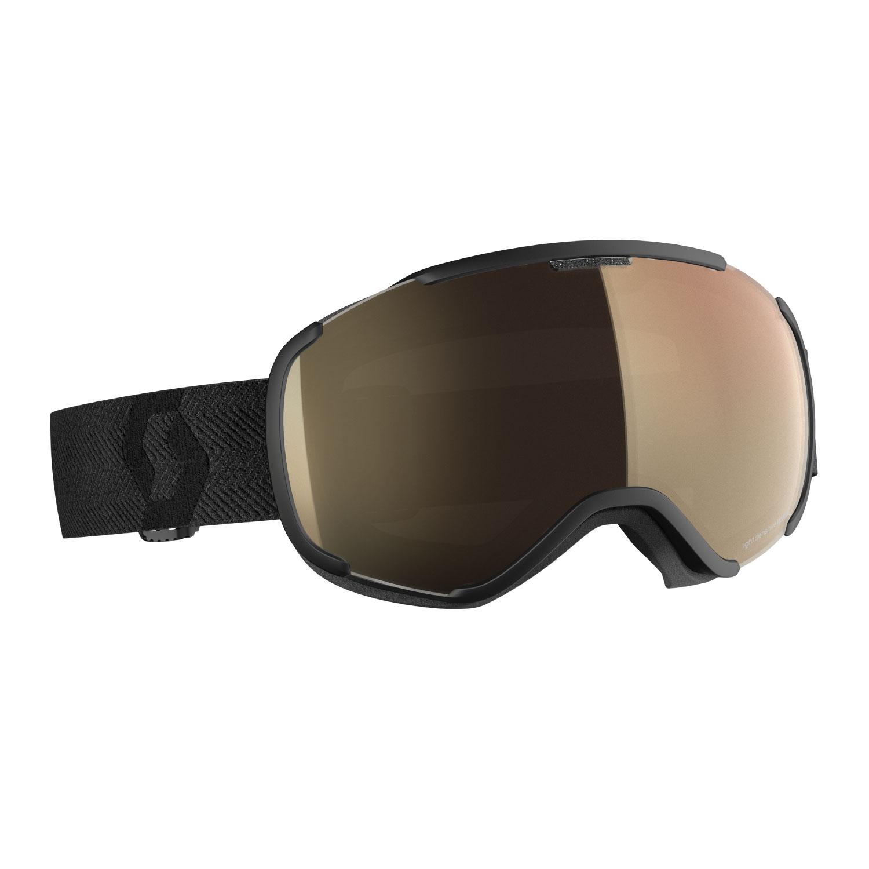 Scott Faze II Goggles LS Black/LS Bronze 2021