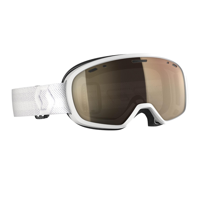 Scott Muse Pro LS Goggles White/LS Bronze 2021