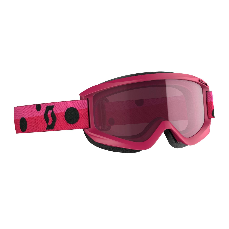 Scott Agent Junior Goggles Pink/Enhancer 2021