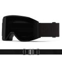 Smith Squad Mag Goggles Blackout 2021/Chromapop Sun Black Lens 2021