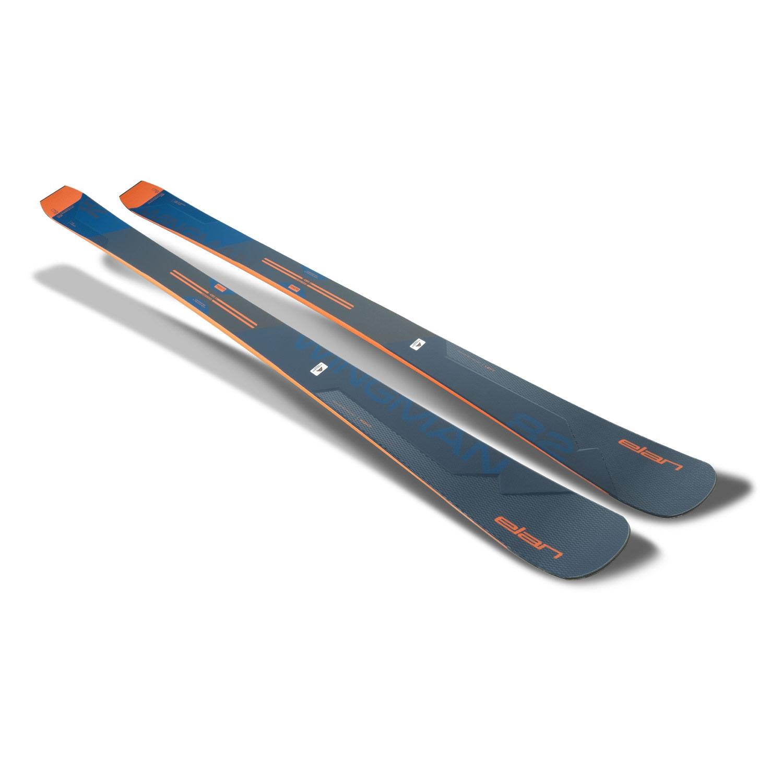 Elan Wingman 82 CTi Skis EMX 12 Fusion X Bindings 2021