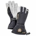 Hestra Army Leather Gore Tex Gloves Black 2021