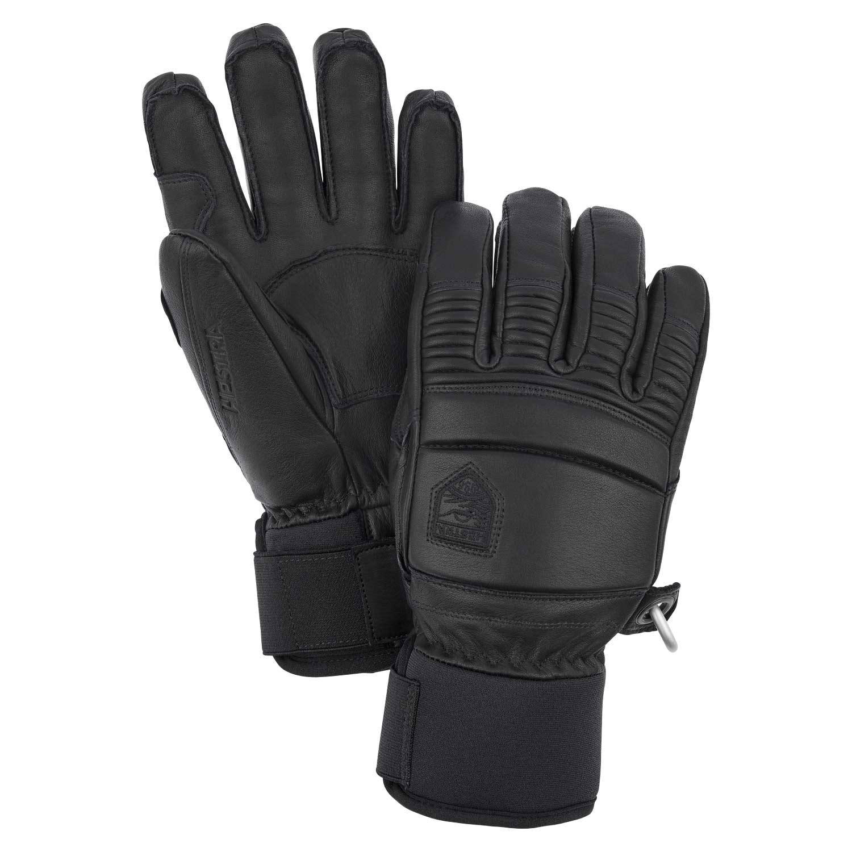 Hestra Leather Fall Line Gloves Black 2021