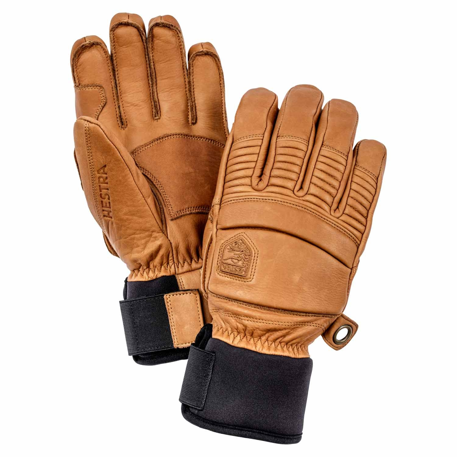 Hestra Leather Fall Line Gloves Tan 2021