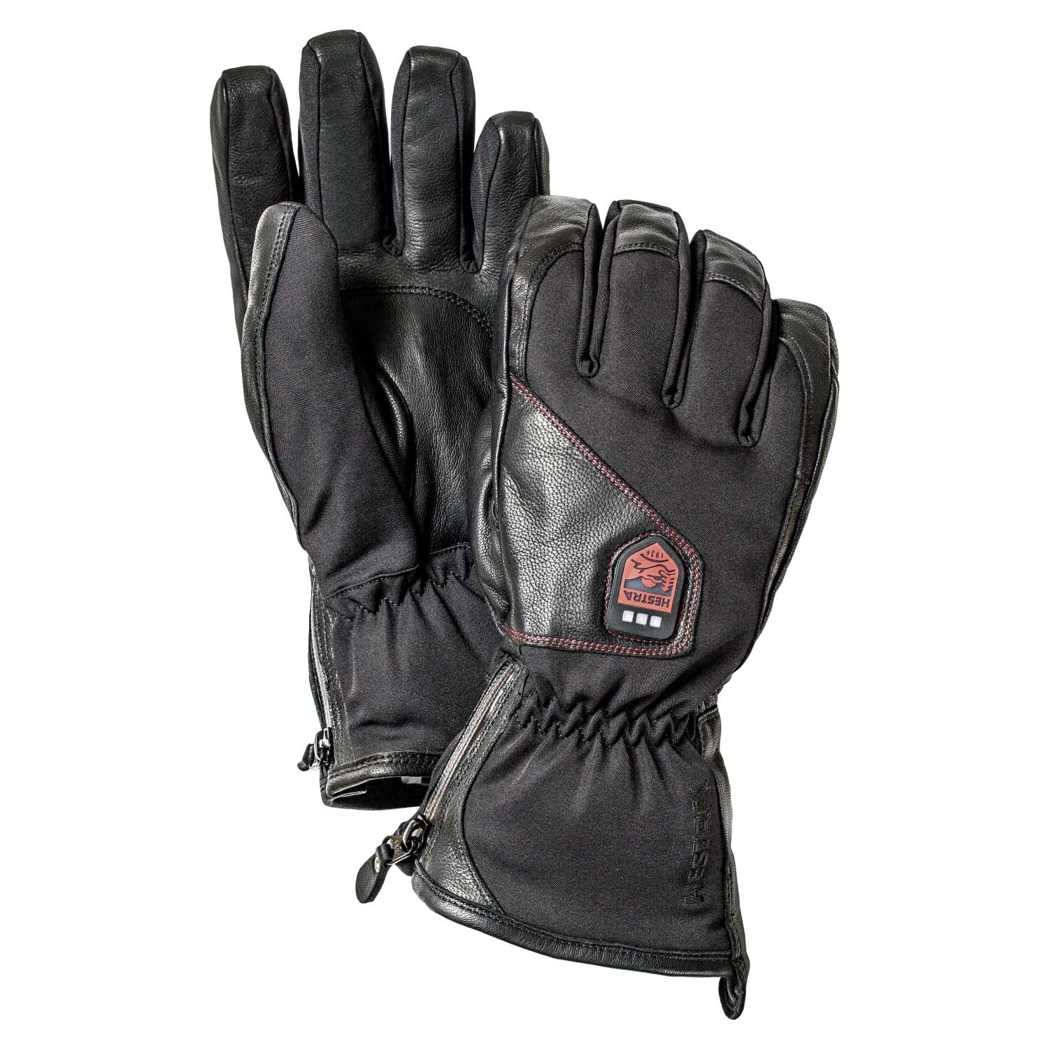 Hestra Power Heated Gloves Black 2021