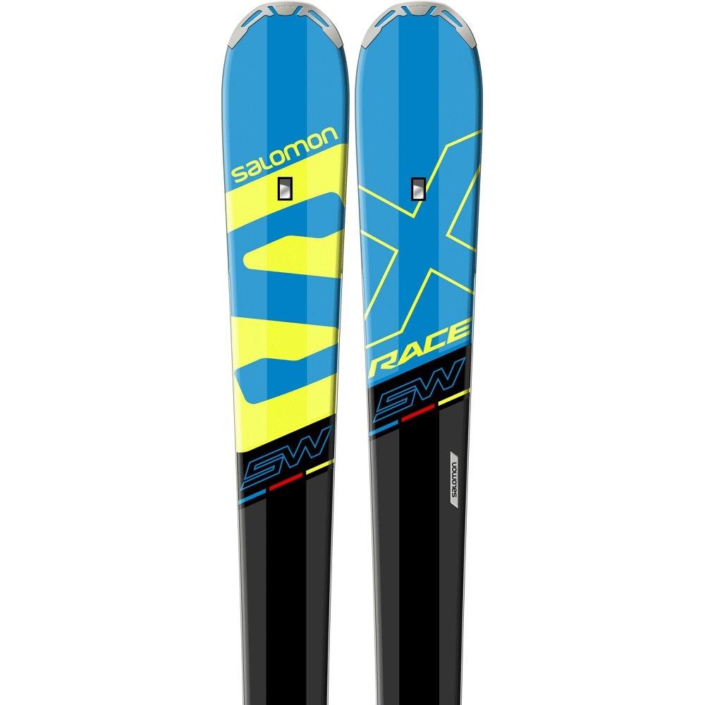 Salomon X Race SW Ski With Z12 Speed Binding 2018