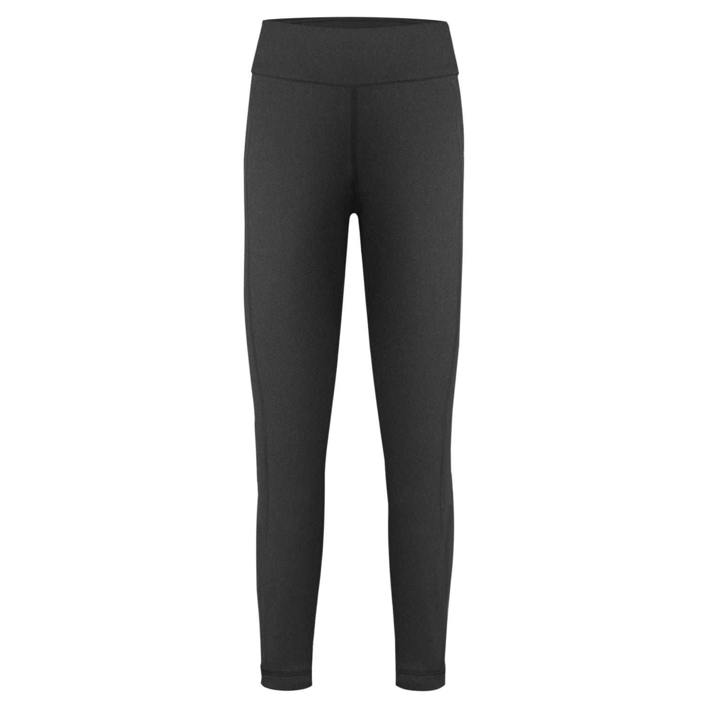 Poivre Blanc Luxe Base Layer Pants Lurex Black 2021