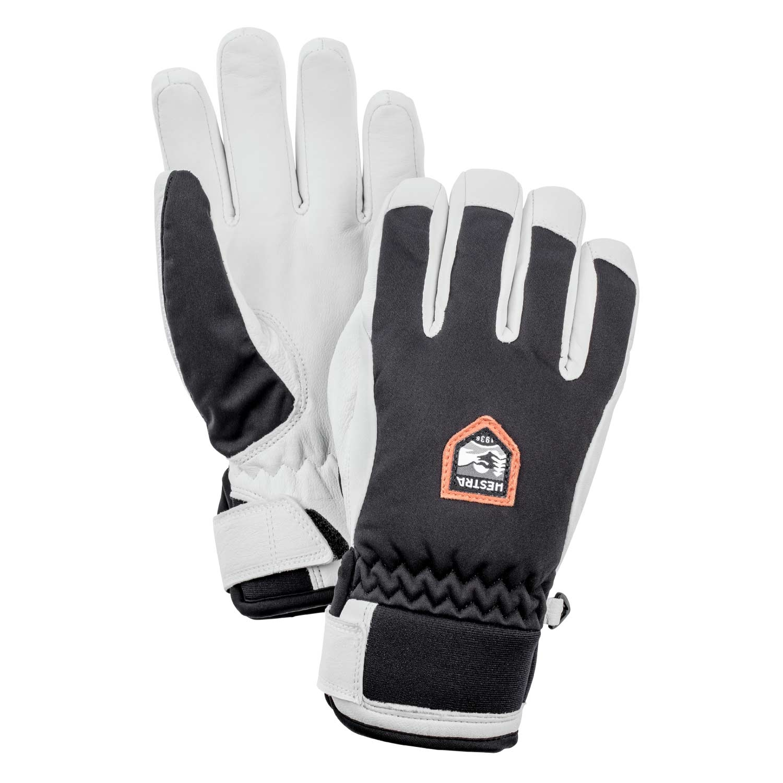 Hestra Womens Moje Czone Gloves Black 2021