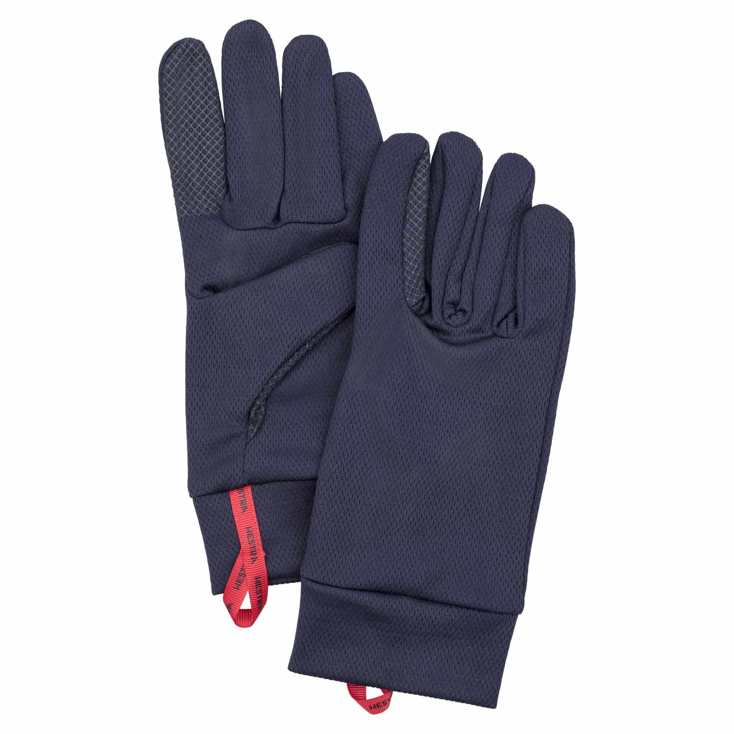 Hestra Touch Point Dry Wool Liners Navy 2021
