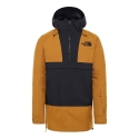 The North Face Silvani Anorak Timber Tan/TNF Black 2021