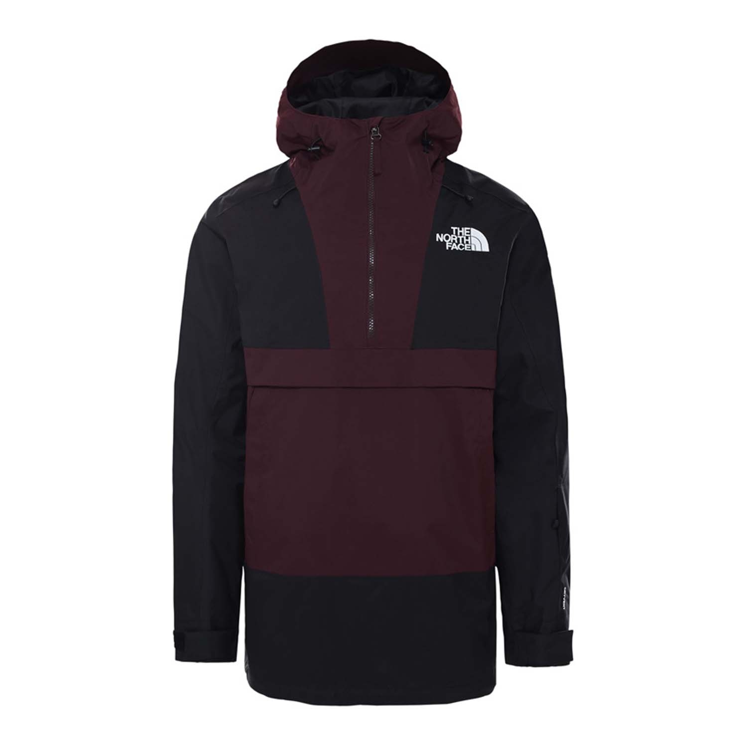 The North Face Silvani Anorak Root Brown/TNF Black 2021