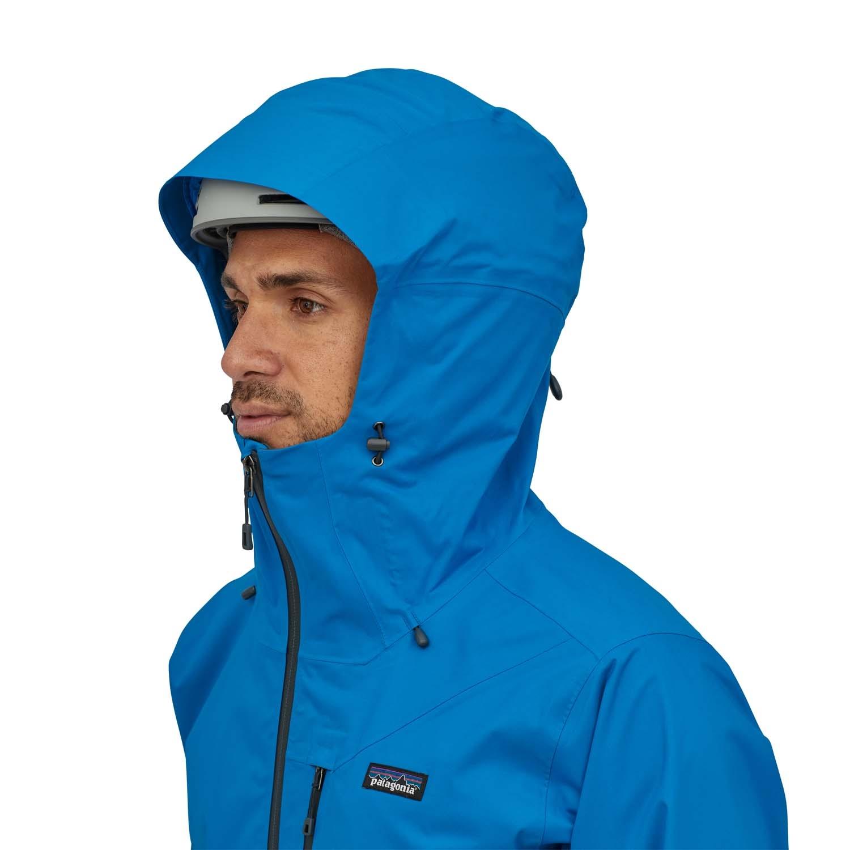 Patagonia Snowshot Jacket Andes Blue 2021