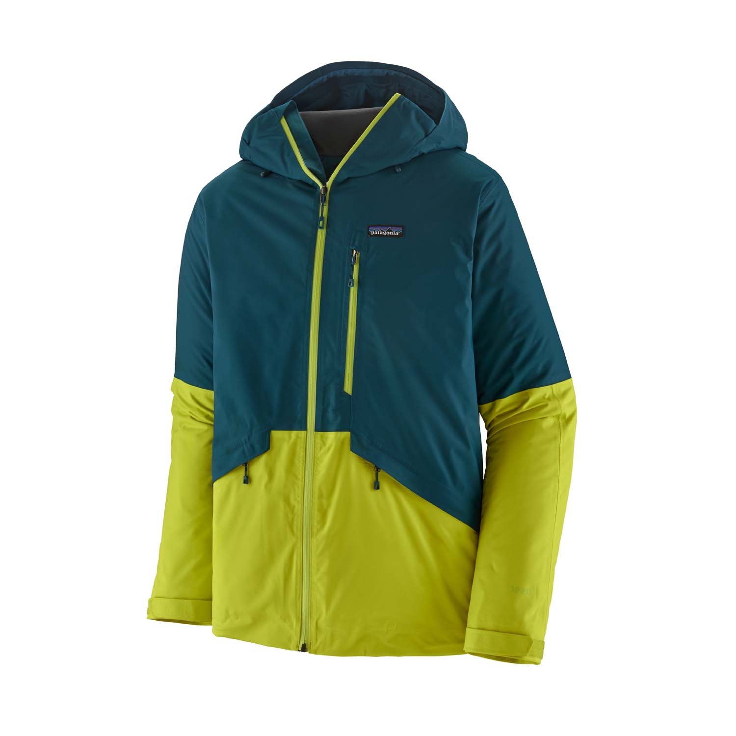 Patagonia Insulated Snowshot Jacket Crater Blue 2021