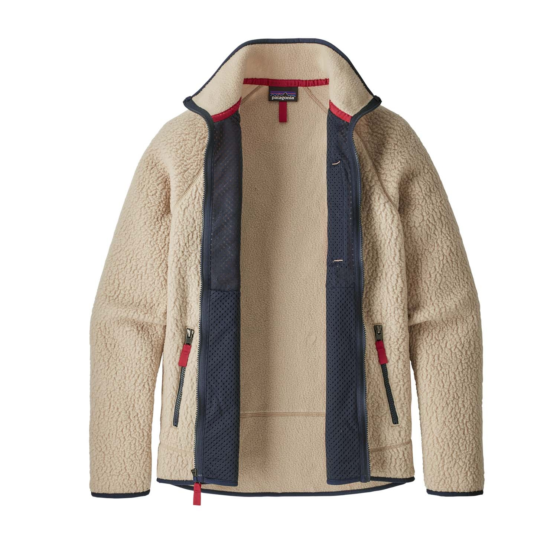 Patagonia Retro Pile Jacket El Cap Khaki 2021