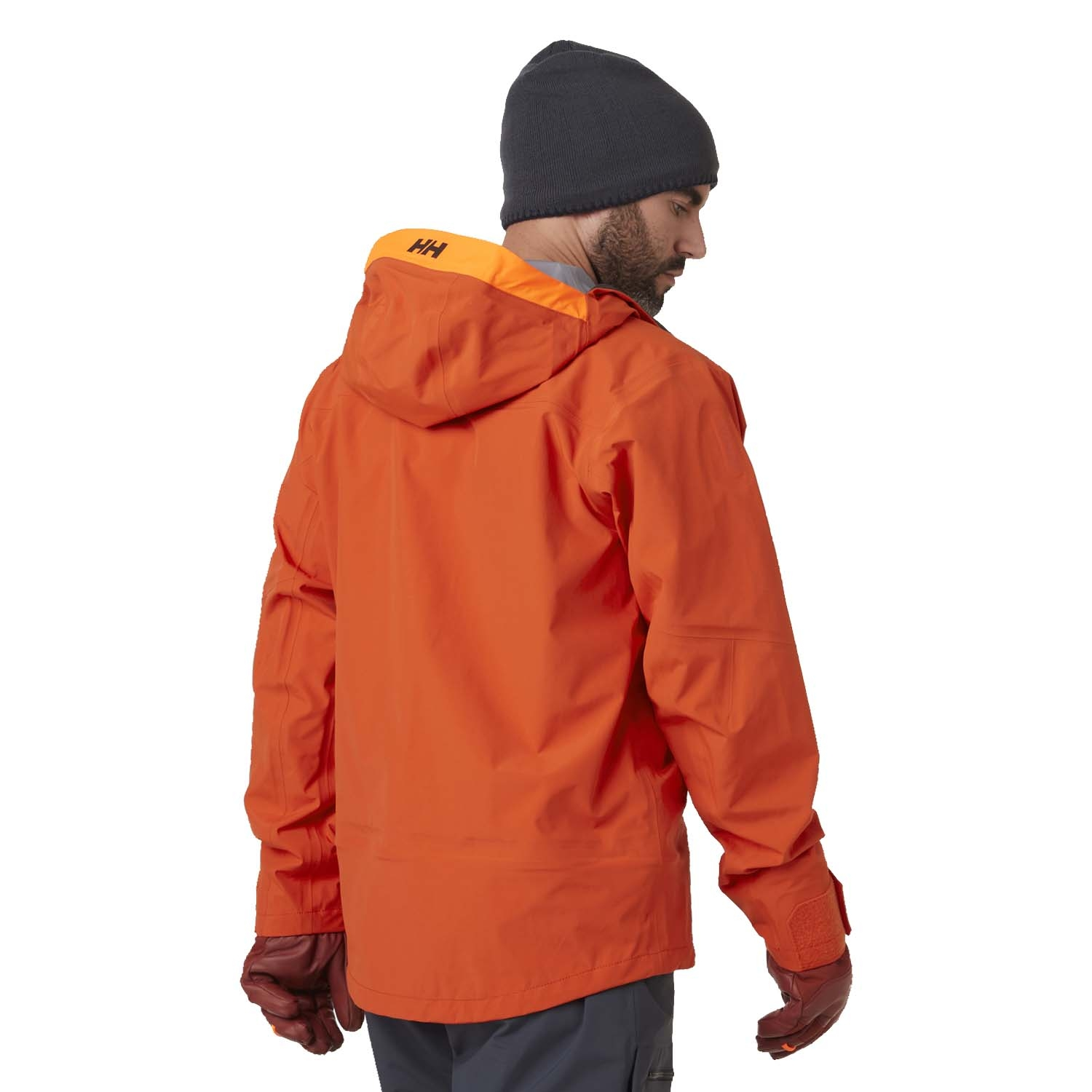 Helly Hansen Sogn Shell 2 0 Jacket Patrol Orange 2021
