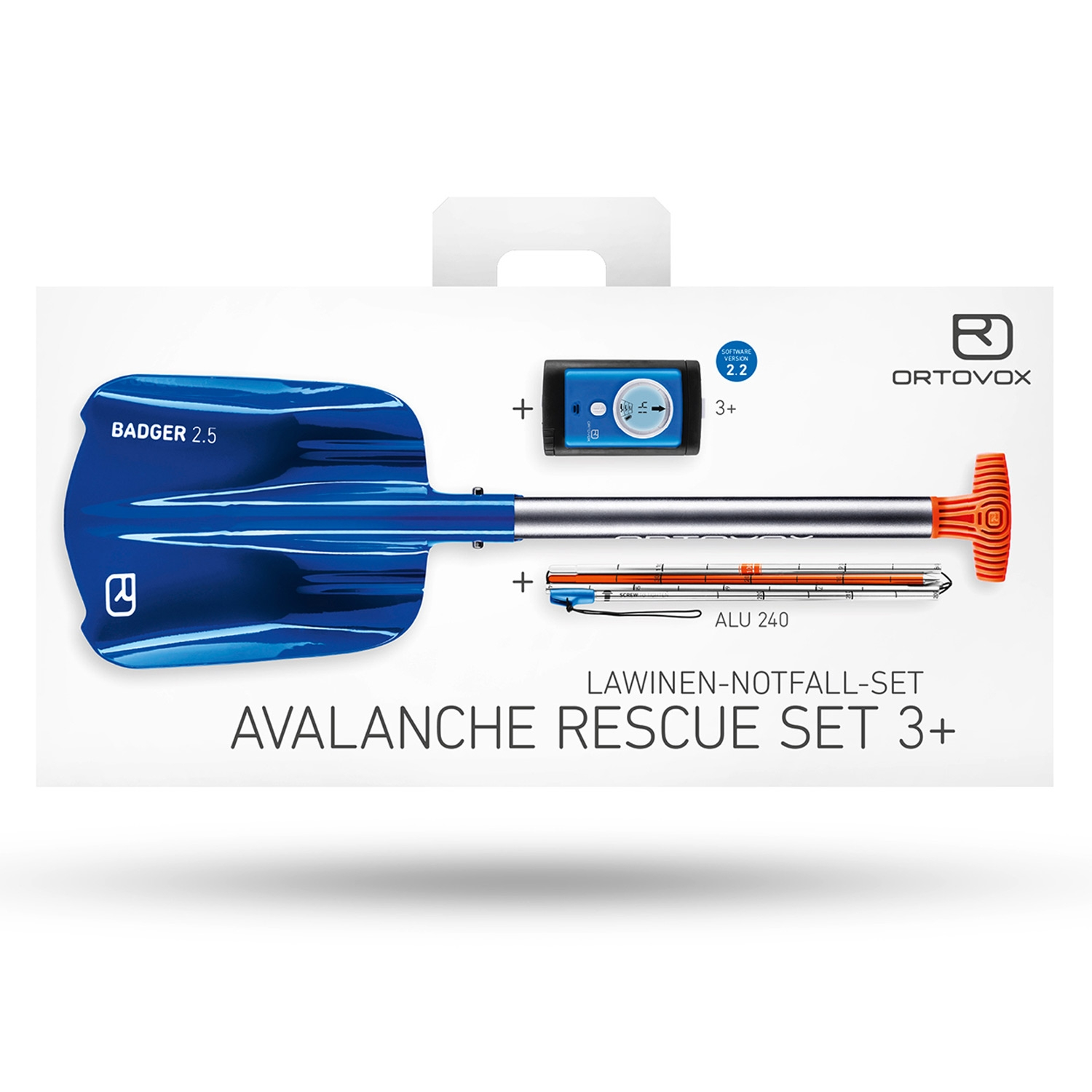 Ortovox Avalanche Rescue Kit 3 2021
