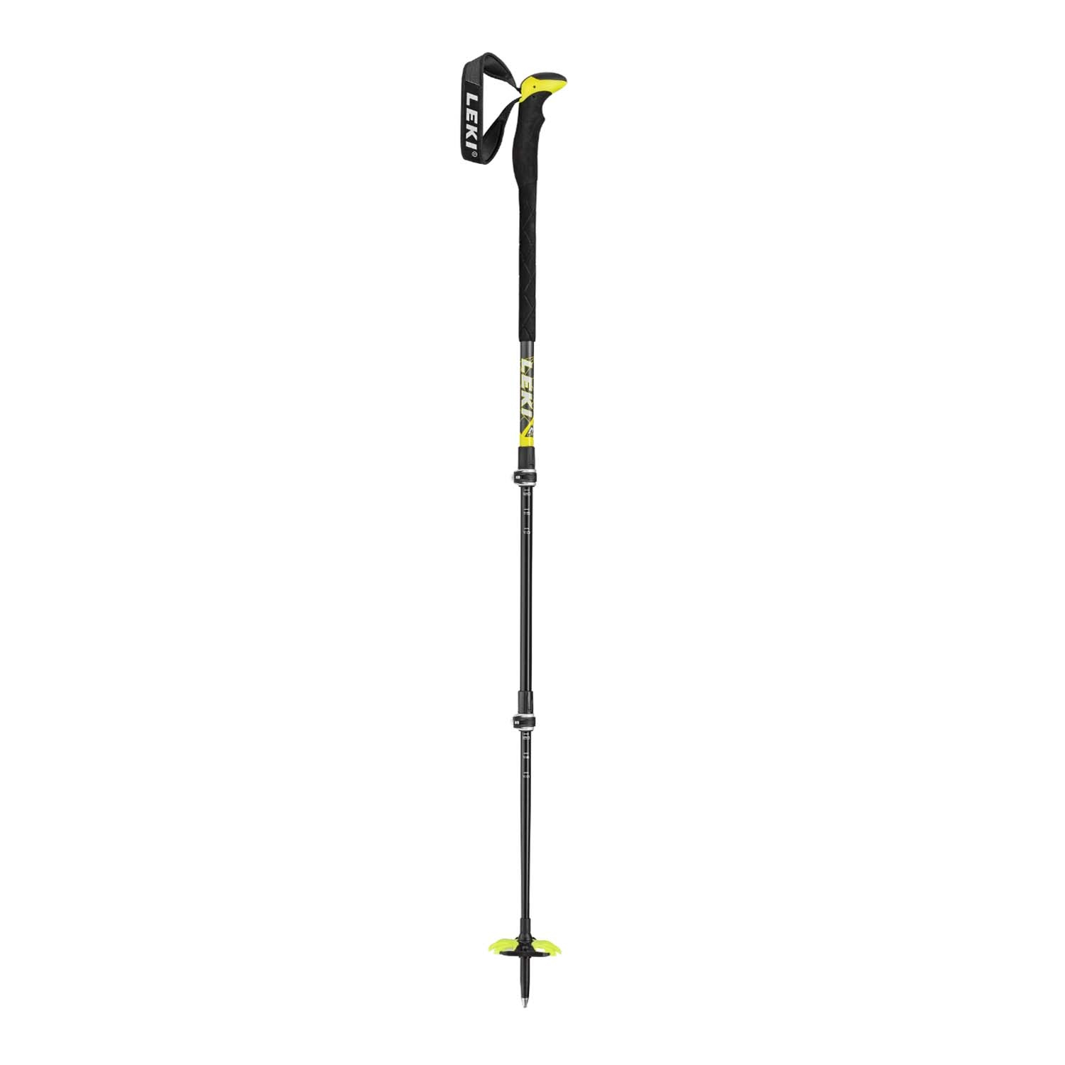 Leki Aergon 3 Adjustable Ski Poles 2021