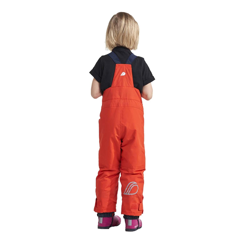 Didriksons Idre Ski Pants Orange 2021