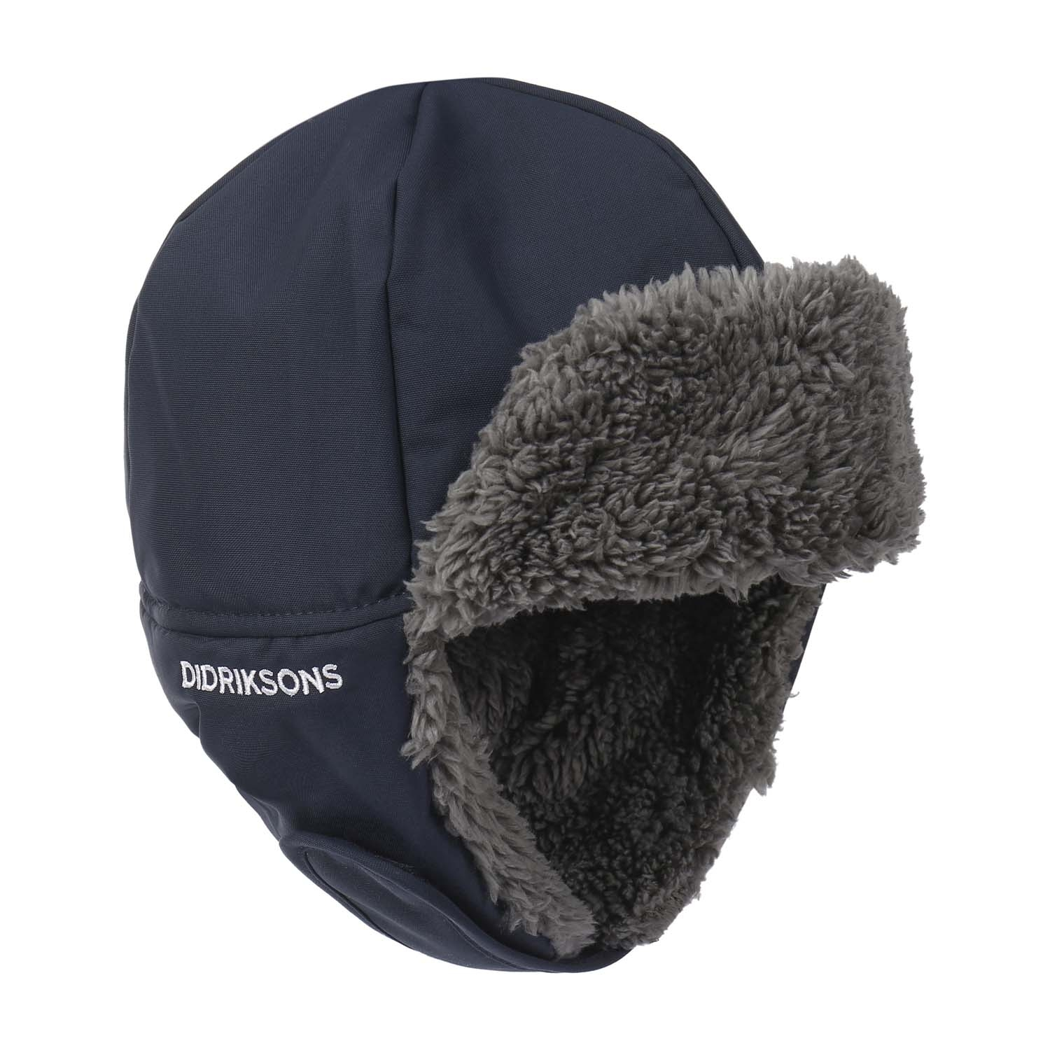 Didriksons Biggles Hat Navy 2021