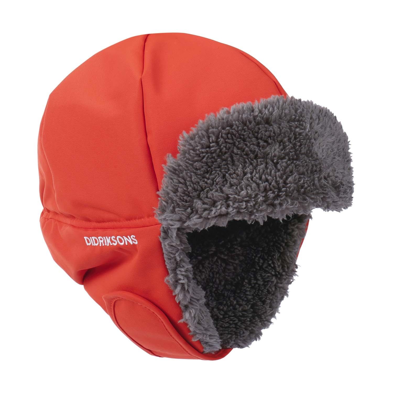 Didriksons Biggles Hat Orange 2021