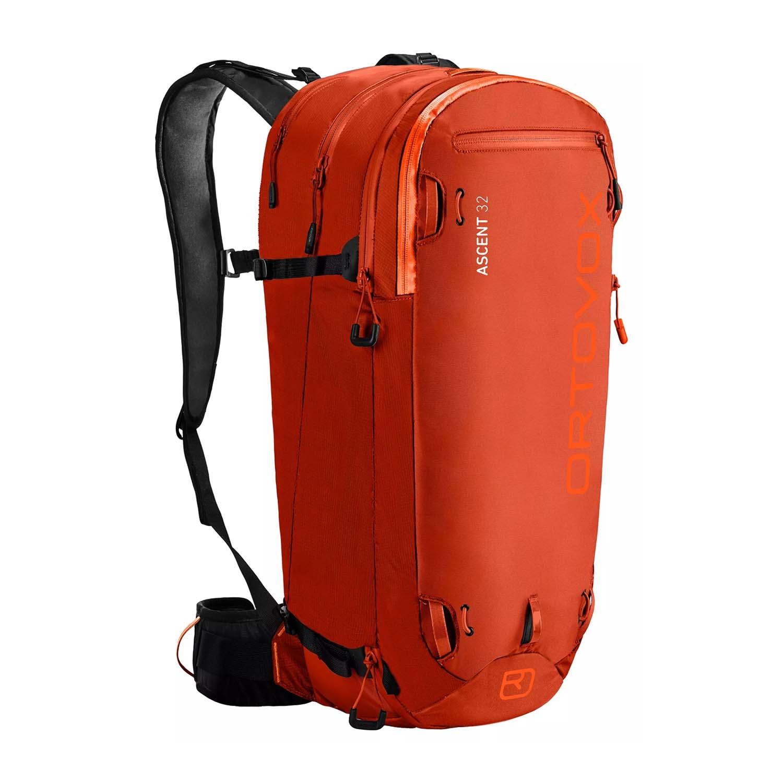 Ortovox Tour Ascent 32 Backpack Desert Orange 2021