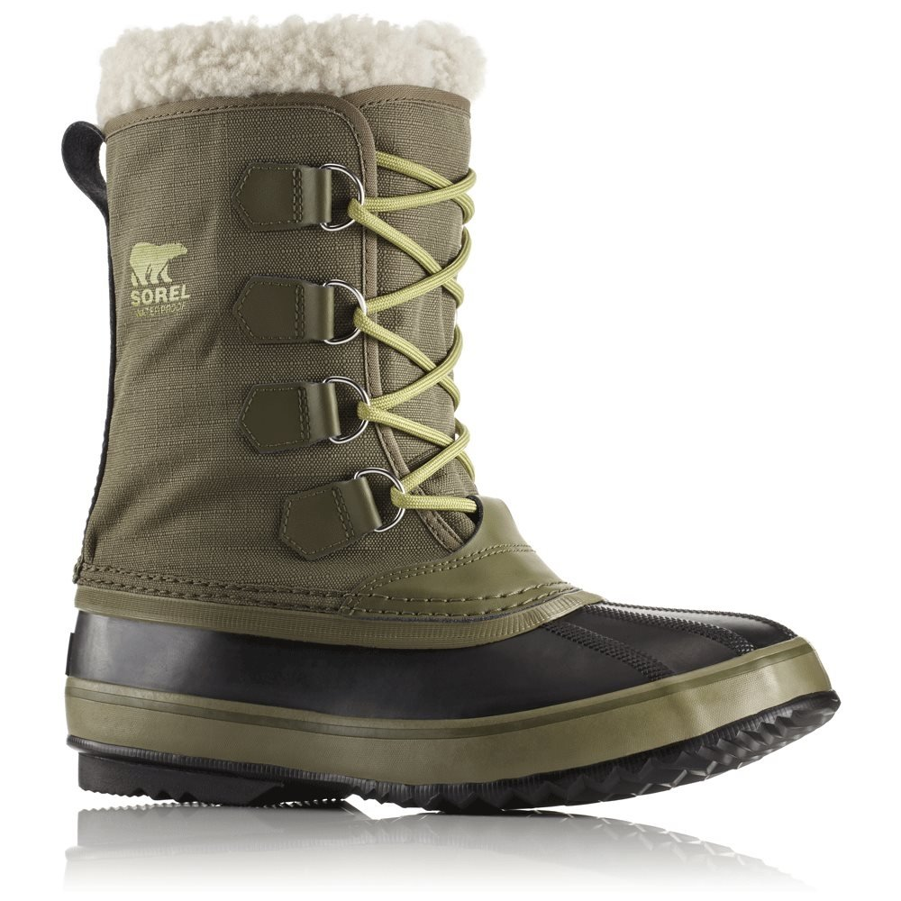Sorel 1964 Pac Nylon Nori/Black 2018