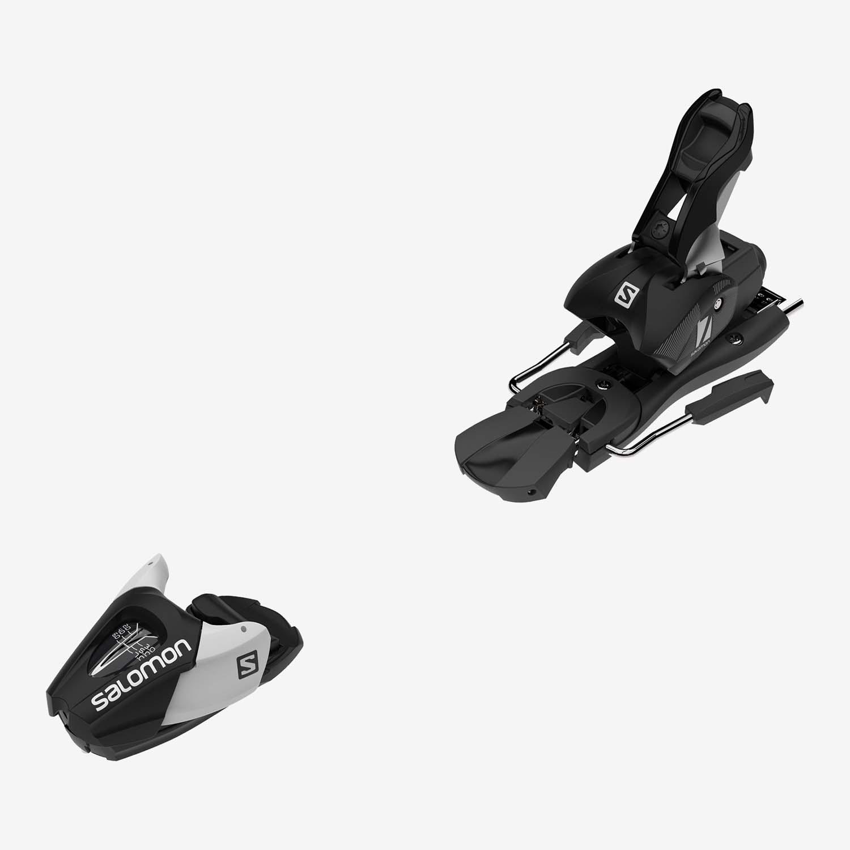 Salomon N L7 GW Ski Bindings Black/White 2021