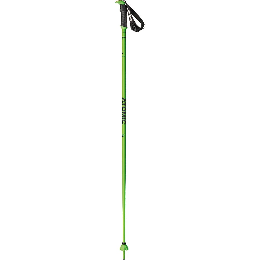 Atomic Redster X SQS Ski Pole Green/Grey 2019