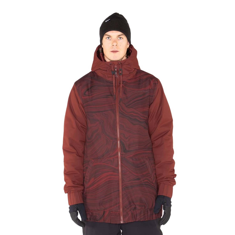 Armada Baxter Insulated Ski Jacket Onyx