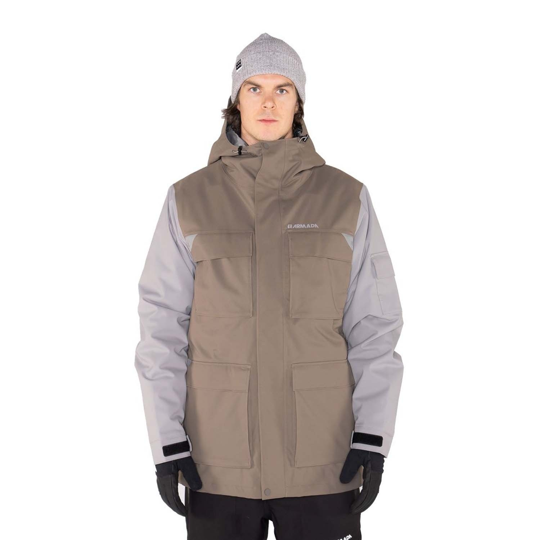 Armada Spearhead Ski Jacket Granite