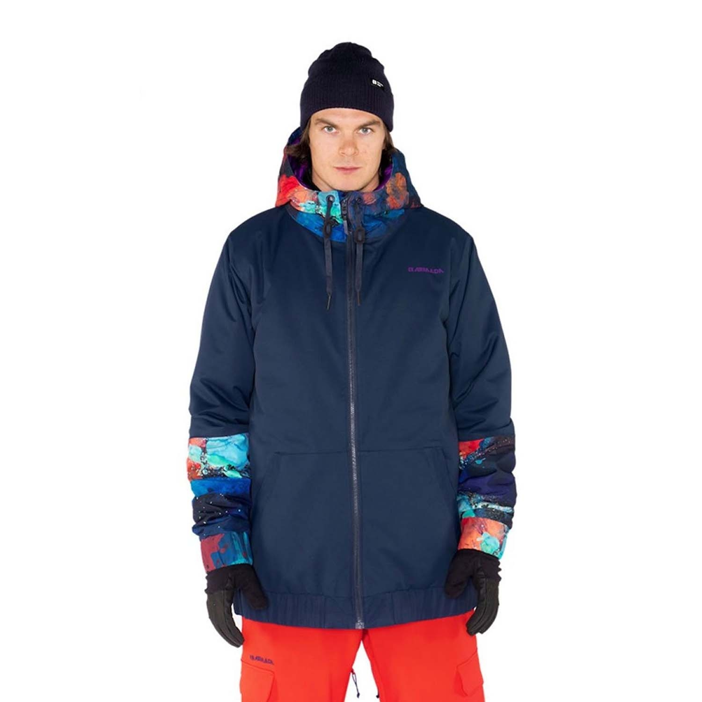 Armada Baxter Insulated Ski Jacket Navy