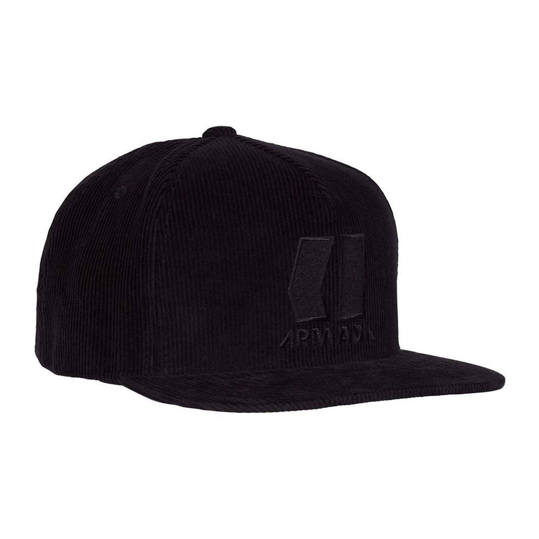Armada Standard Hat Black