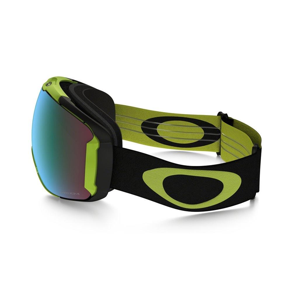 94418ee5f0af ... Oakley Airbrake XL Goggle Citrus Black with Prizm Jade Prizm Rose  Lenses ...