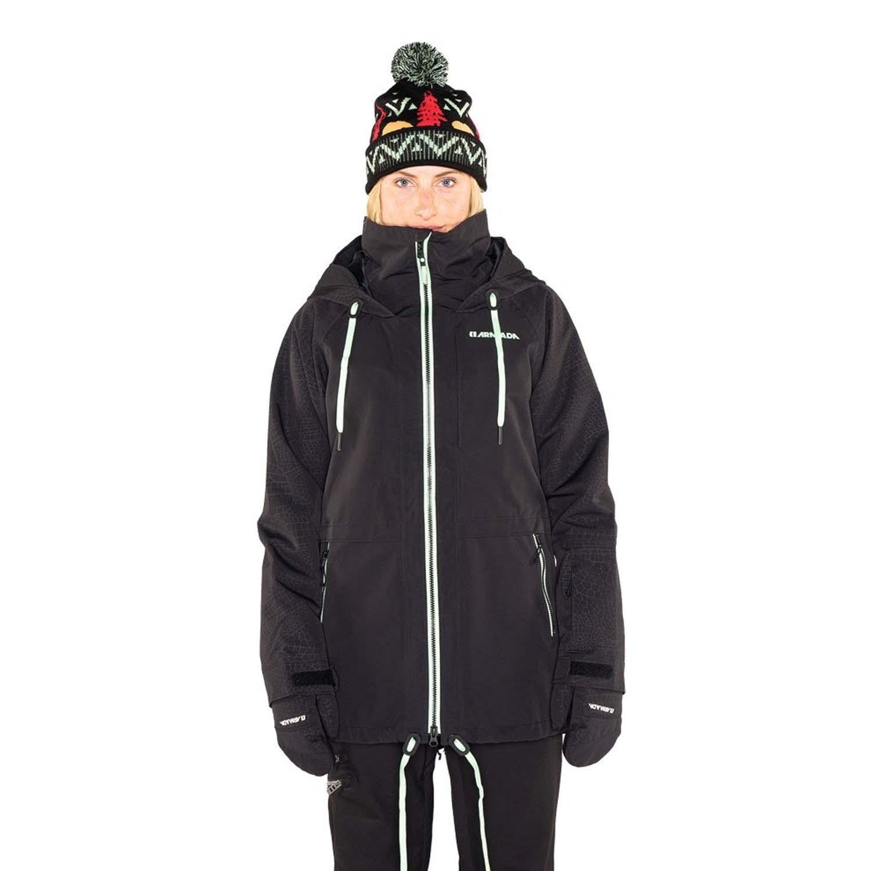 Armada Gypsum Ski Jacket Black