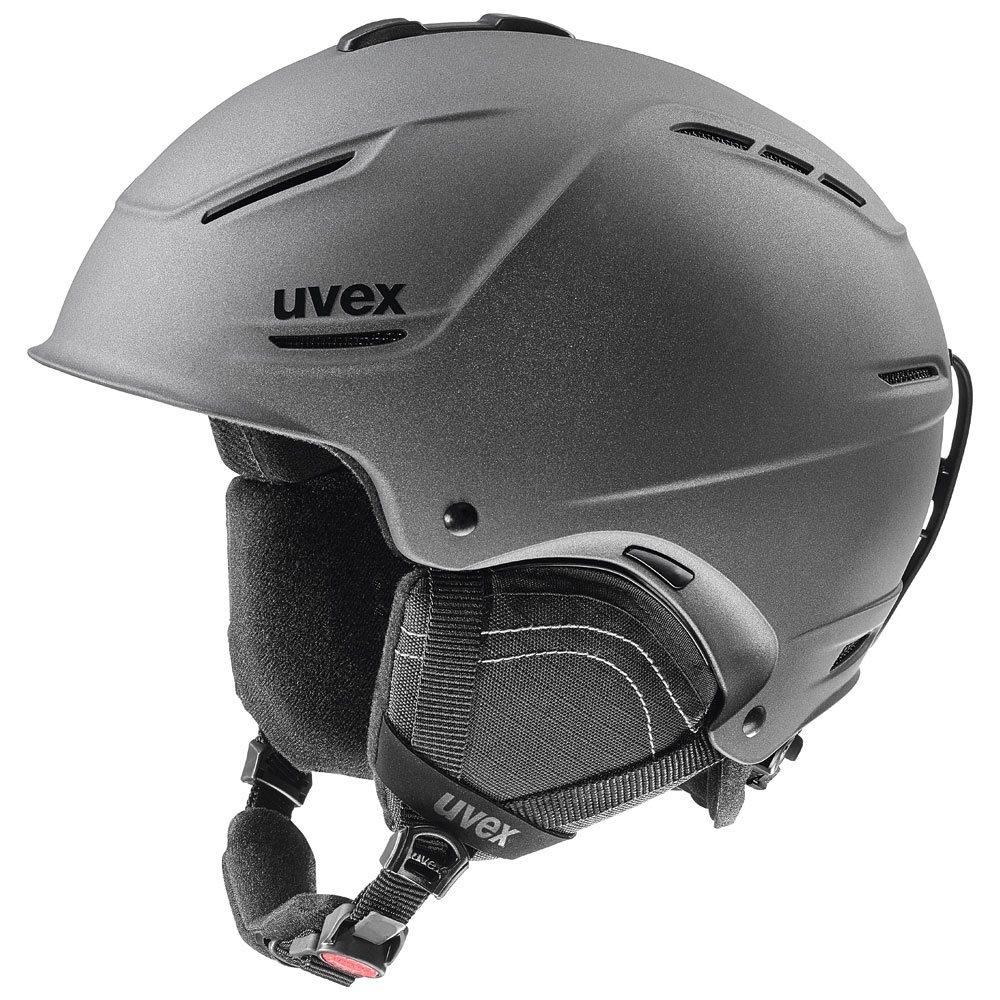 Uvex P1us 2 Helmet Gunmetal 2018