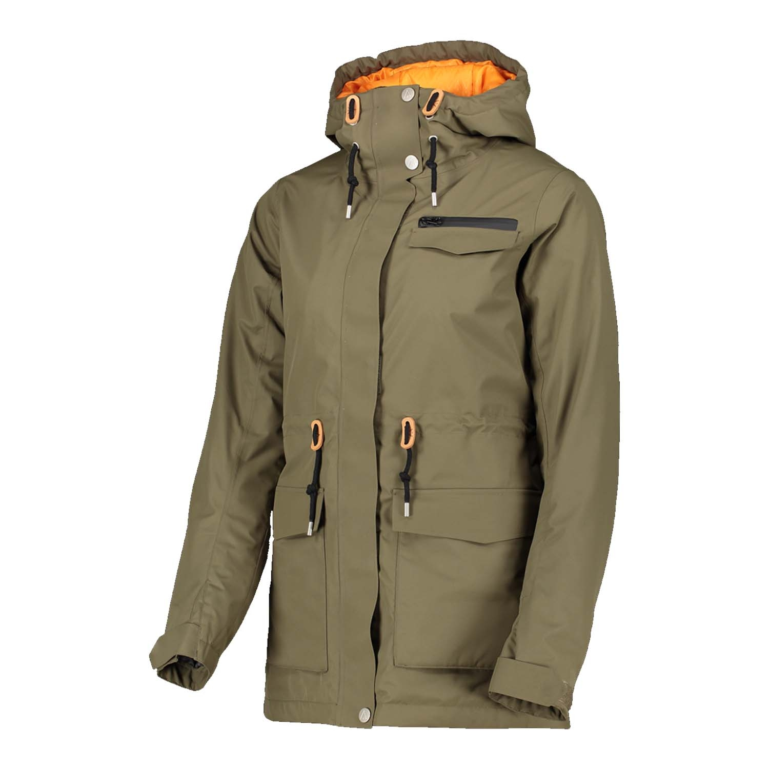 Wearcolour State Parka Mud
