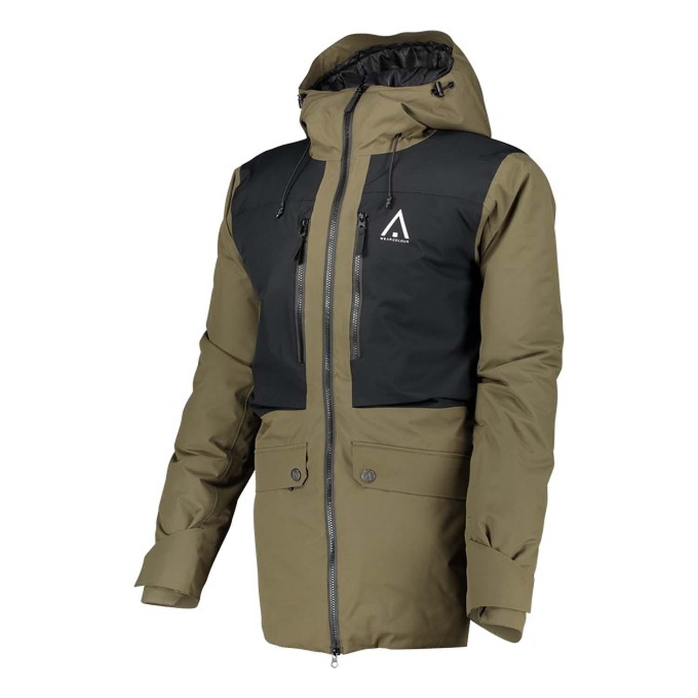 Wearcolour Chute Jacket Mud