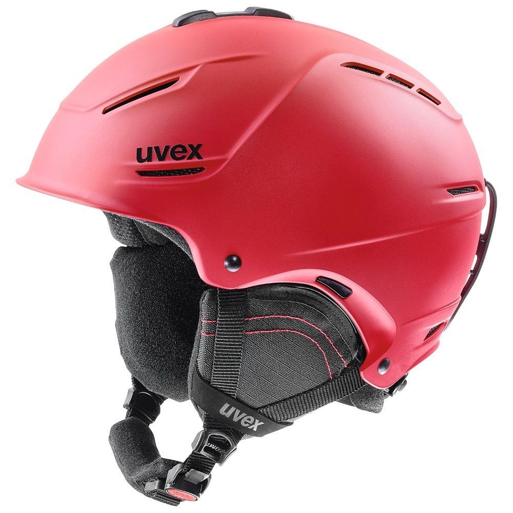 Uvex P1us 2 Helmet Red 2018