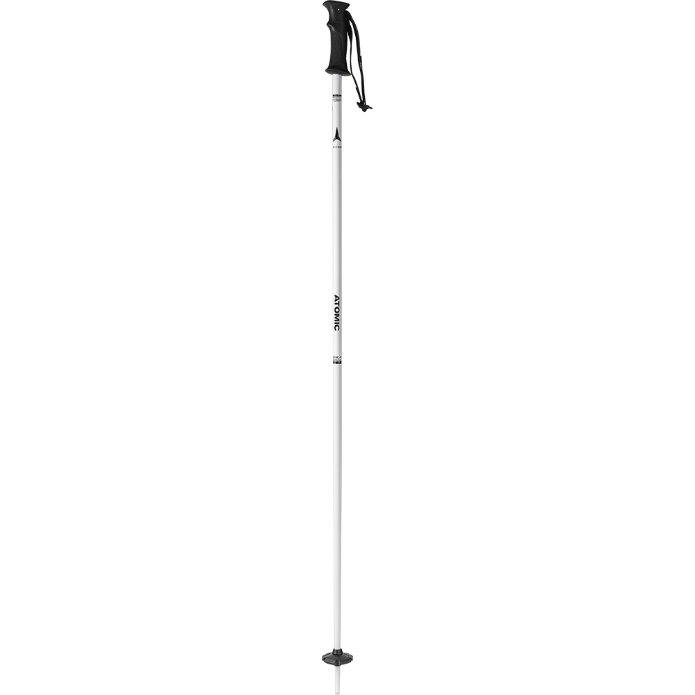 Atomic Cloud W Ski Pole White/Black 2019