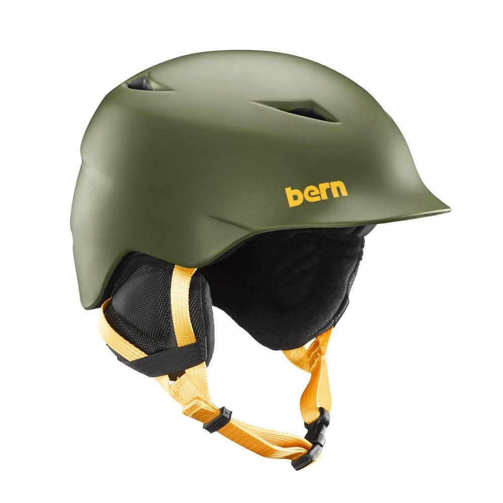 Bern Camino Helmet Matte Olive 2018