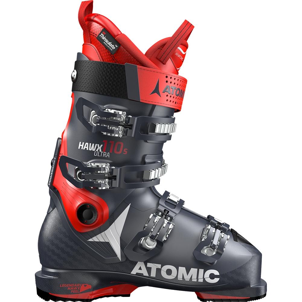 Atomic Hawx Ultra 110 S Ski Boot Dark Blue/Red 2019